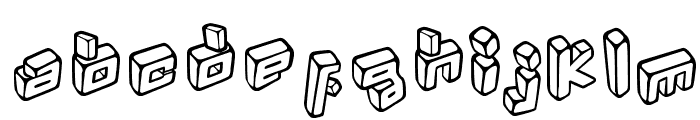 Kotak Font UPPERCASE