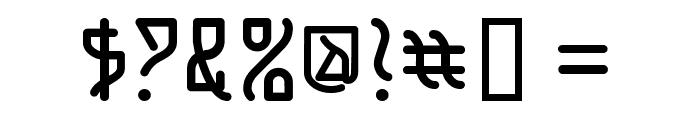Koto RegularE Font OTHER CHARS