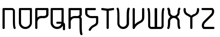 Koto RegularE Font UPPERCASE
