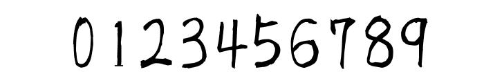 KouzanBrushFontOTF Font OTHER CHARS
