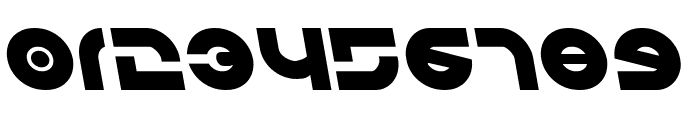 Kovacs Leftalic Font OTHER CHARS