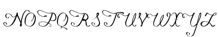 konstytucyja Font UPPERCASE