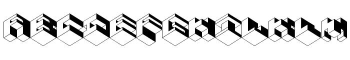 koobz Font LOWERCASE