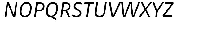 Kohinoor Book Italic Font UPPERCASE