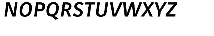 Kohinoor Medium Italic Font UPPERCASE