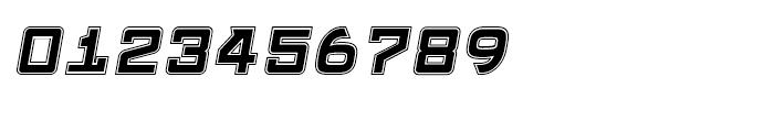 Konvexist Collegiate Oblique Font OTHER CHARS