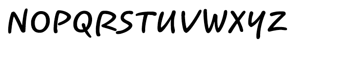 Koorkin Bold Font UPPERCASE