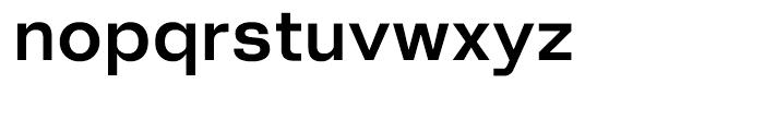 Korbin Bold Font LOWERCASE