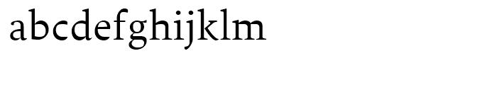 Koufiya Regular Font LOWERCASE