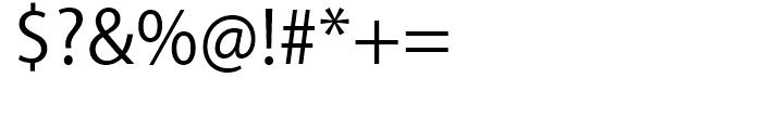 Kozuka Gothic Pr6N Regular Font OTHER CHARS