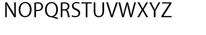 Kozuka Gothic Pr6N Regular Font UPPERCASE