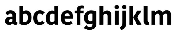 Kohinoor Latin Bold Font LOWERCASE