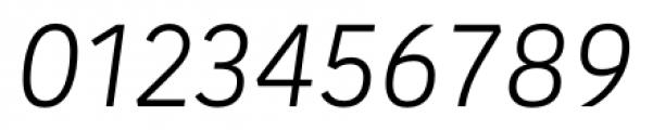 Kohinoor Latin Light Italic Font OTHER CHARS