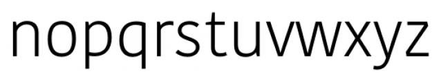 Kohinoor Latin Light Font LOWERCASE