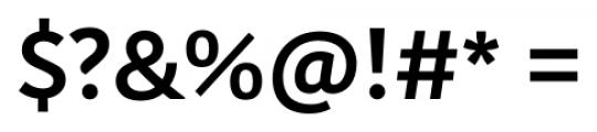 Kohinoor Latin Medium Font OTHER CHARS