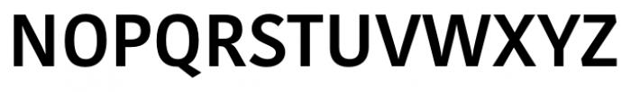 Kohinoor Latin Medium Font UPPERCASE