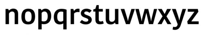 Kohinoor Latin Medium Font LOWERCASE