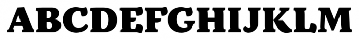 Kopius Black Font UPPERCASE