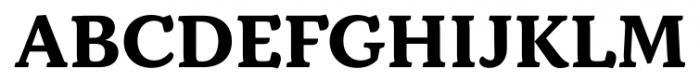 Kopius Bold Font UPPERCASE