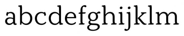 Kopius Book Font LOWERCASE