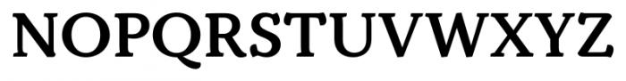 Kopius Semi Bold Font UPPERCASE