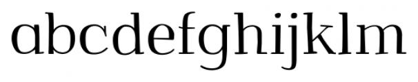 Kowalski2 Basic Font LOWERCASE