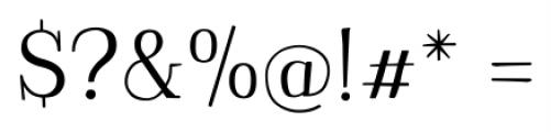 Kowalski2 C Font OTHER CHARS