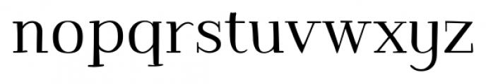 Kowalski2 Pro Font LOWERCASE