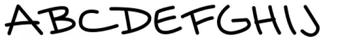 Kobely Light Font UPPERCASE