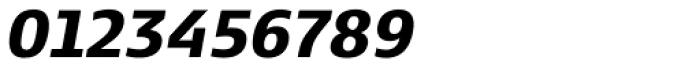 Kobenhavn C Extra Bold Italic Font OTHER CHARS