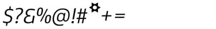 Kobenhavn CS Book Italic Font OTHER CHARS