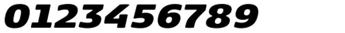 Kobenhavn Extra Black Italic Font OTHER CHARS