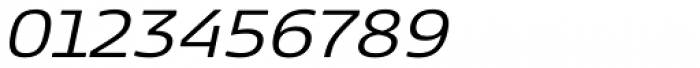 Kobenhavn Regular Italic Font OTHER CHARS