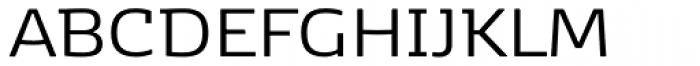 Kobenhavn Regular Font UPPERCASE