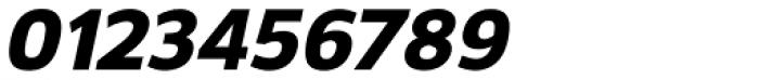 Kobern ExtraBold Italic Font OTHER CHARS