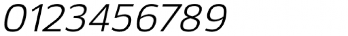 Kobern Italic Font OTHER CHARS