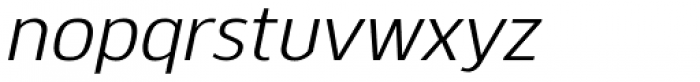 Kobern Italic Font LOWERCASE