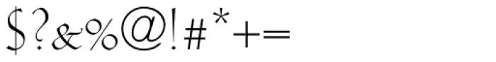Koch Antiqua Font OTHER CHARS