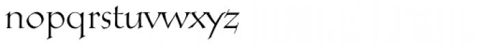 Koch Antiqua Font LOWERCASE
