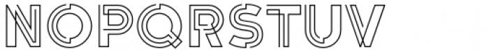 Koi Light Font UPPERCASE