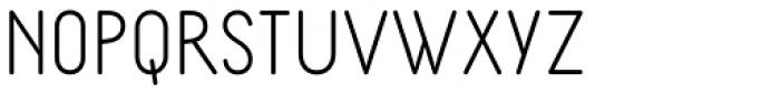 Kollar Sans Light Font UPPERCASE