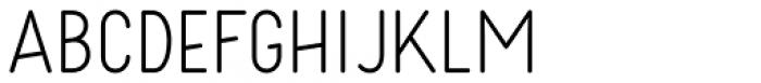 Kollar Sans Variable Font Font UPPERCASE