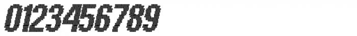 Kolly Dot100 Italic Font OTHER CHARS