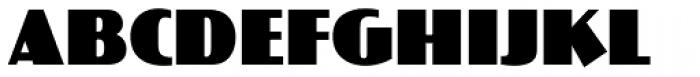 Koloss EF Regular Alt Font UPPERCASE