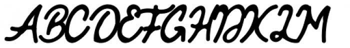 Komentator Regular Font UPPERCASE