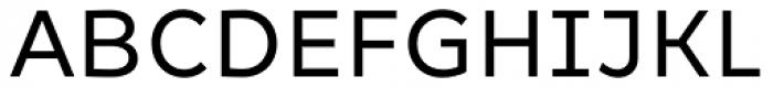 Kometa Unicase Regular Font UPPERCASE