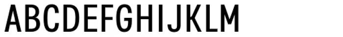 Kommon Grotesk Compressed Regular Font UPPERCASE