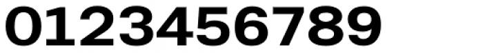 Kommon Grotesk Extended Bold Font OTHER CHARS