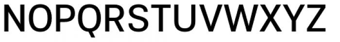 Kommon Grotesk Medium Font UPPERCASE