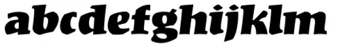 Kompakt Font LOWERCASE